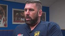 Manchester 'miracle's' vow to play rugby
