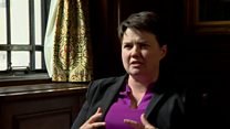 Davidson 'hurt and angry' about Windrush