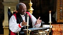 Royal wedding preacher: I timed the sermon at seven minutes