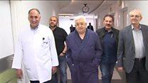 الرئيس الفلسطيني يتماثل للشفاء من الالتهاب الرئوي