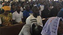 'Catholics for Abuja say dem don tire for di kill-kill'