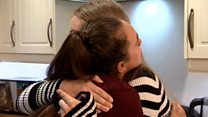Sisters 'still haunted' by arena attack