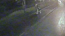 CCTV footage of Moira Jones killer
