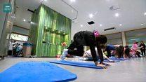 Amsterdã combate obesidade infantil com ginástica grátis para crianças