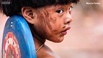 فيسبوك وواتسآب بين أحراش الأمازون