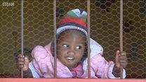 ช่วยเด็กที่เติบโตในเรือนจำของแซมเบีย