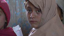 स्कूल लौटने लगीं अफ़ग़ान लड़कियां