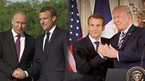 О чем говорят рукопожатия мировых лидеров?