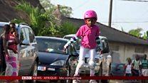 Le rollerblade fait des adeptes en Côte d'Ivoire !