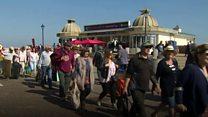 Antiques Roadshow makes pier debut
