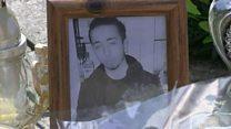 Anger at police at teen stabbing meeting