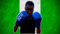 Nigerian female boxers fighting out of poverty