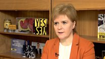 Scottish currency 'entirely credible'