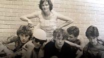 Punk mum relives cannabis drama