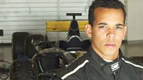 'I want to be the first black African F1 driver'