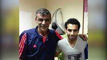 رحلة صلاح من المقاولين العرب إلى دوري أبطال أوروبا