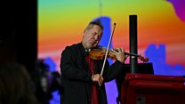 Nigel Kennedy plays Oh, Lady Be Good! with the BBC Scottish Symphony Orchestra