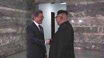 Koreas summit: The Movie