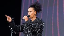 Neneh Cherry plays Buffalo Stance