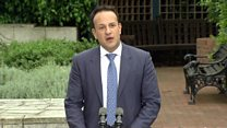 Varadkar: 'Today we say no more'