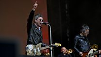 Noel Gallagher's High Flying Birds stun Perth with Don't Look Back In Anger