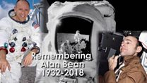 Astronaut and artist Alan Bean remembered