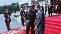 دیدار مجدد رِییس جمهوری کره جنوبی و رهبر کره شمالی