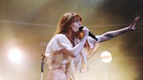 Biggest Weekend: Florence anoints the crowd