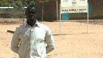 Omar Abdou Mendy, le professeur d'espagnol de Sadio Mané au collège de Bambali