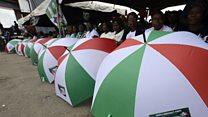 Buhari da APC 'na yi wa demokuradiyya zagon kasa'