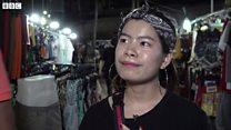ထိုင်းရောက် မြန်မာလုပ်သားတွေရဲ့ အသံများ