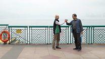 友谊长存——偷渡香港59年后的重逢