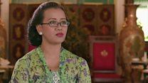 نزاع كبير في سلطنة يوجيا كارتا بسبب إمرأة