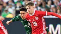 Uchafbwyntiau: Mecsico 0-0 Cymru