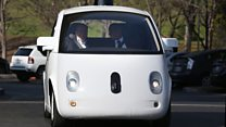 Driverless cars 'will cost lives' at first