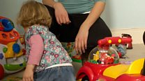 'All my wages were spent on childcare'