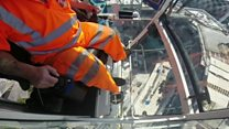 A day in the life of a crane driver