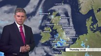 Storms to hit southern England and Wales