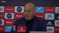 Zidane ya sanar da yin murabus daga Real Madrid