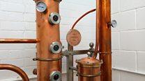 Gin distiller wins award