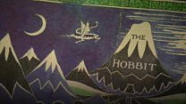 Rare treat for Lord of the Rings fans
