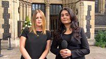 Hospital staff recall London Bridge attack