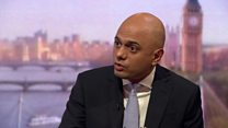 Javid: My priority is to keep our country safe