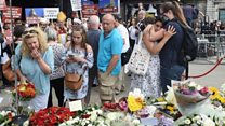 London Bridge attack marked one year on