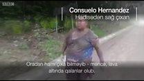 Qvatemalada vulkan püskürməsi nəticəsində onlarla adam ölüb