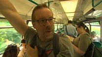 'Bigger trains would be good'