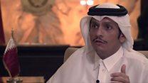 Qatar blockade 'a power consolidation'
