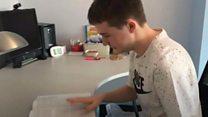 Nursery dream for cerebral palsy teen