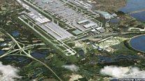 Expanding Gatwick 'far cheaper, less polluting'