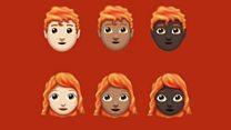 Ginger emoji debut